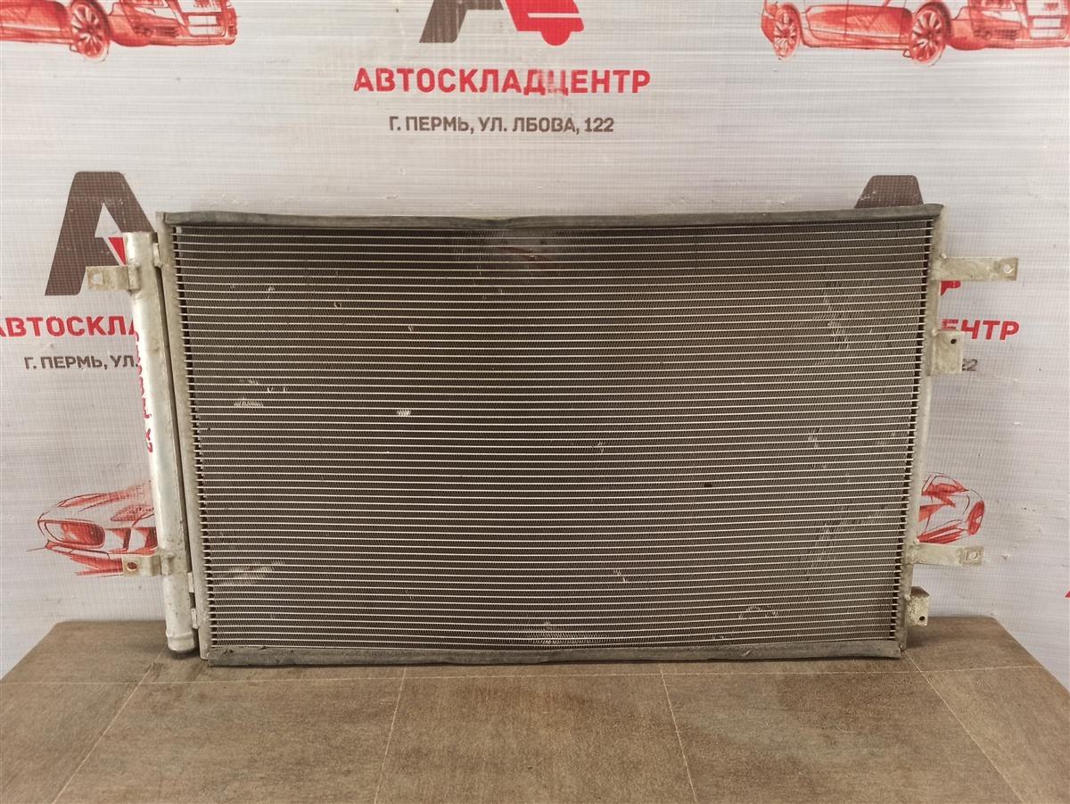 Конденсер (радиатор кондиционера) Geely Emgrand X7 2013-Н.в.