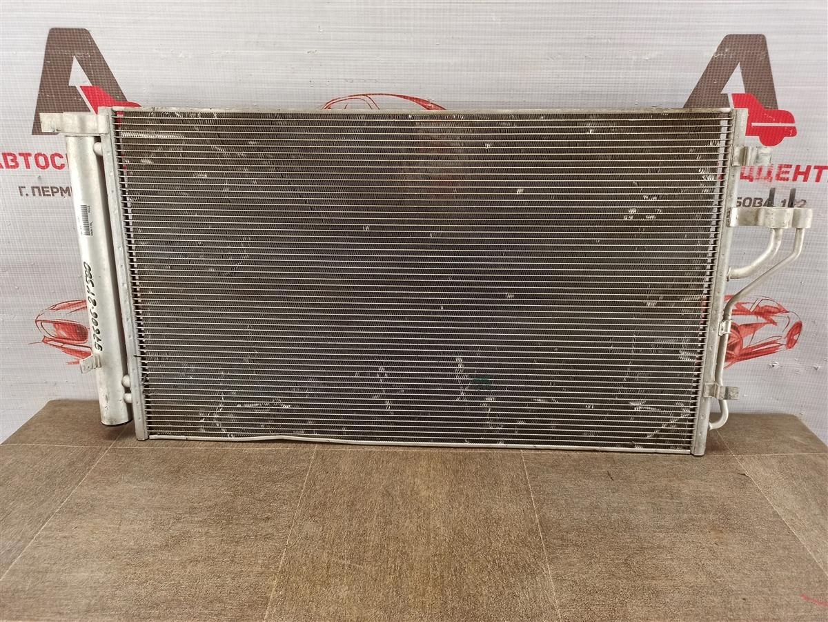 Конденсер (радиатор кондиционера) Kia Sportage (2010-2016)