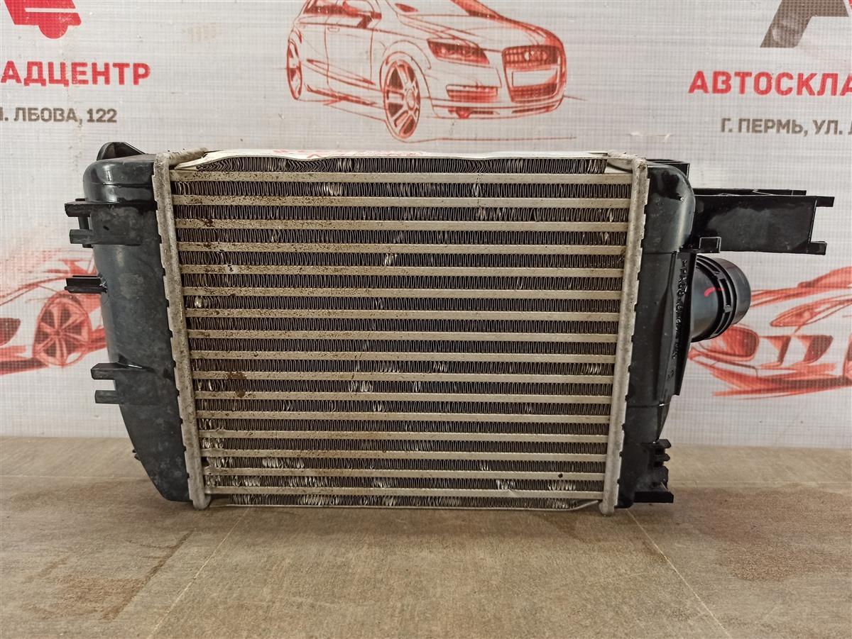 Интеркулер - радиатор промежуточного охлаждения воздуха Renault Duster (2010-Н.в.)