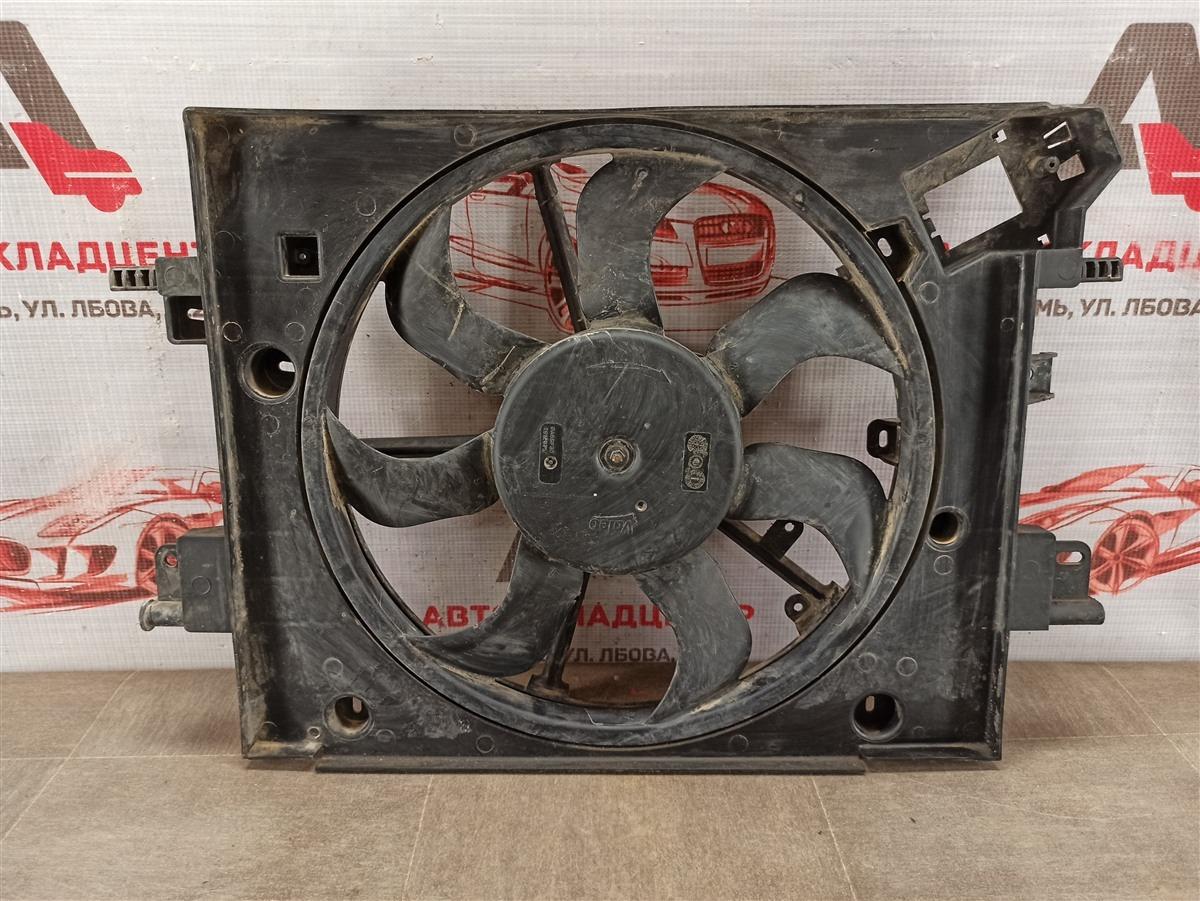 Диффузор радиатора охлаждения - в сборе Lada Vesta