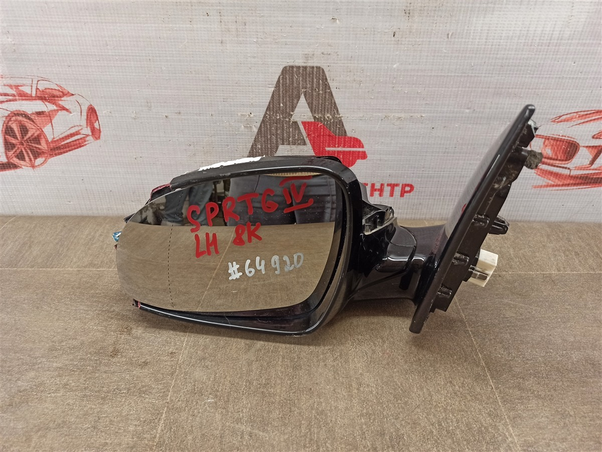 Зеркало левое Kia Sportage (2016-Н.в.)