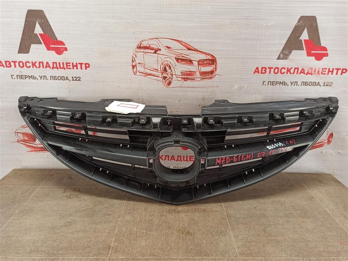 Решетка радиатора Mazda Mazda 6 (Gh) 2007-2012 2007