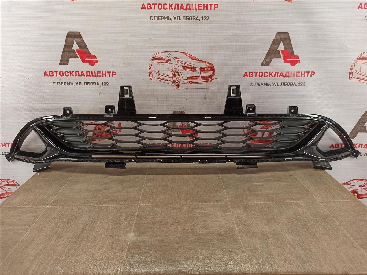 Решетка бампера переднего Kia Optima (2015-2020) 2018