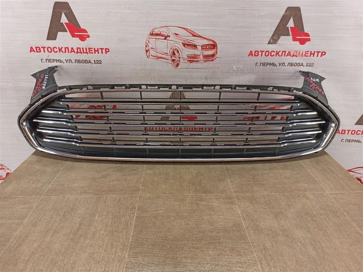 Решетка радиатора Ford Mondeo 5 2014-2019
