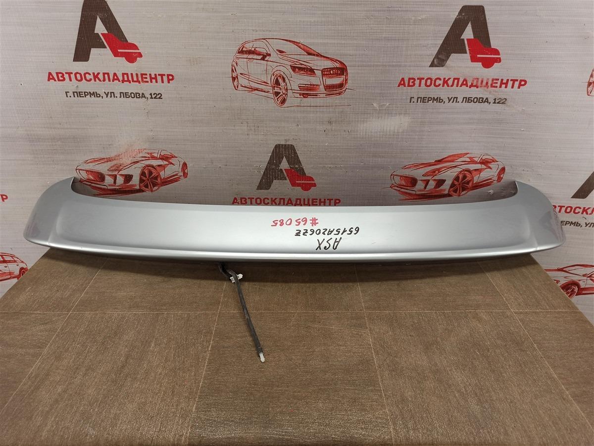 Спойлер-антикрыло двери/крышки багажника Mitsubishi Asx (2010-Н.в.)