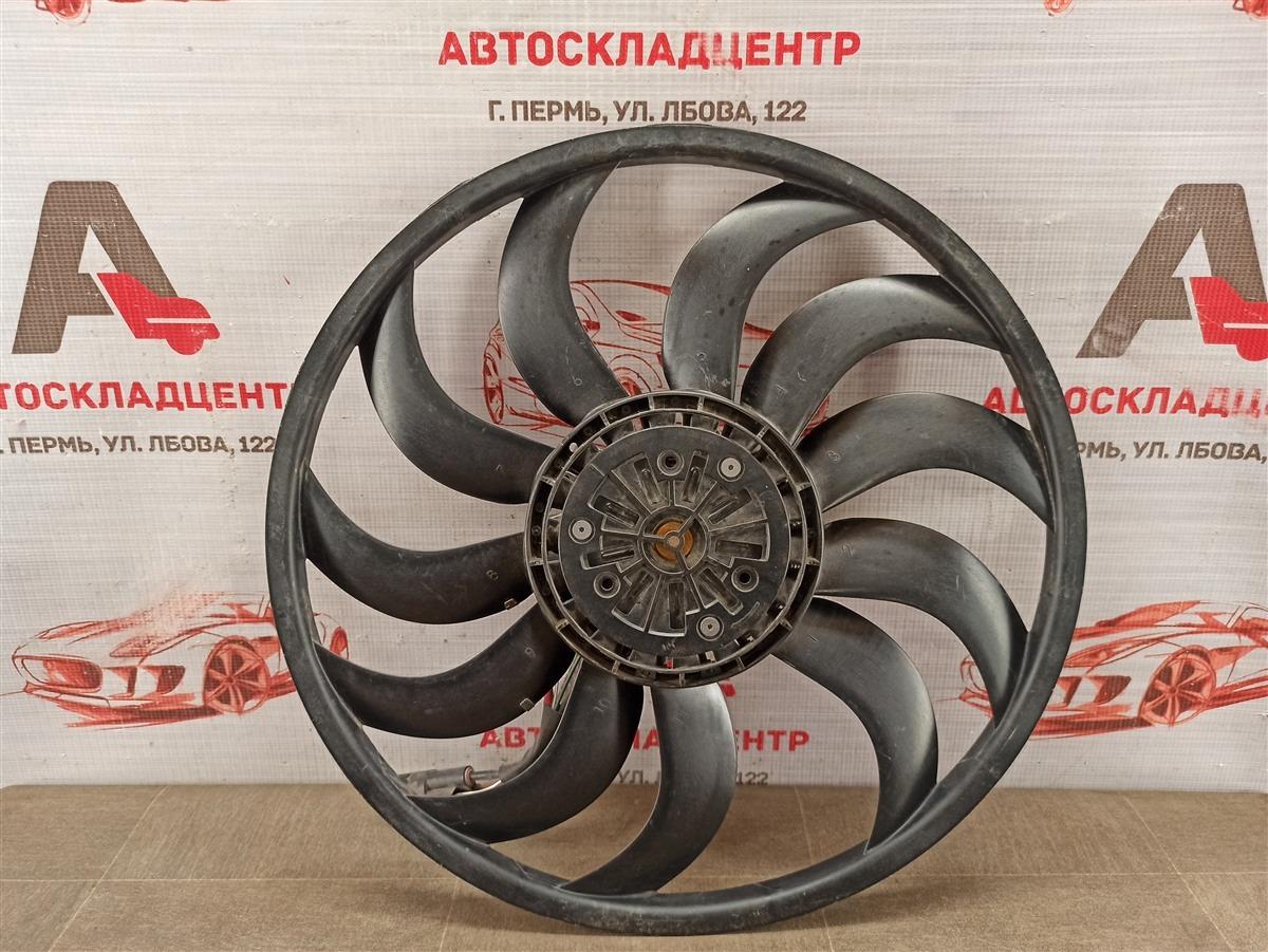 Вентилятор радиатора охлаждения - крыльчатка с мотором Land Rover Discovery Sport (L550) 2014-Н.в.
