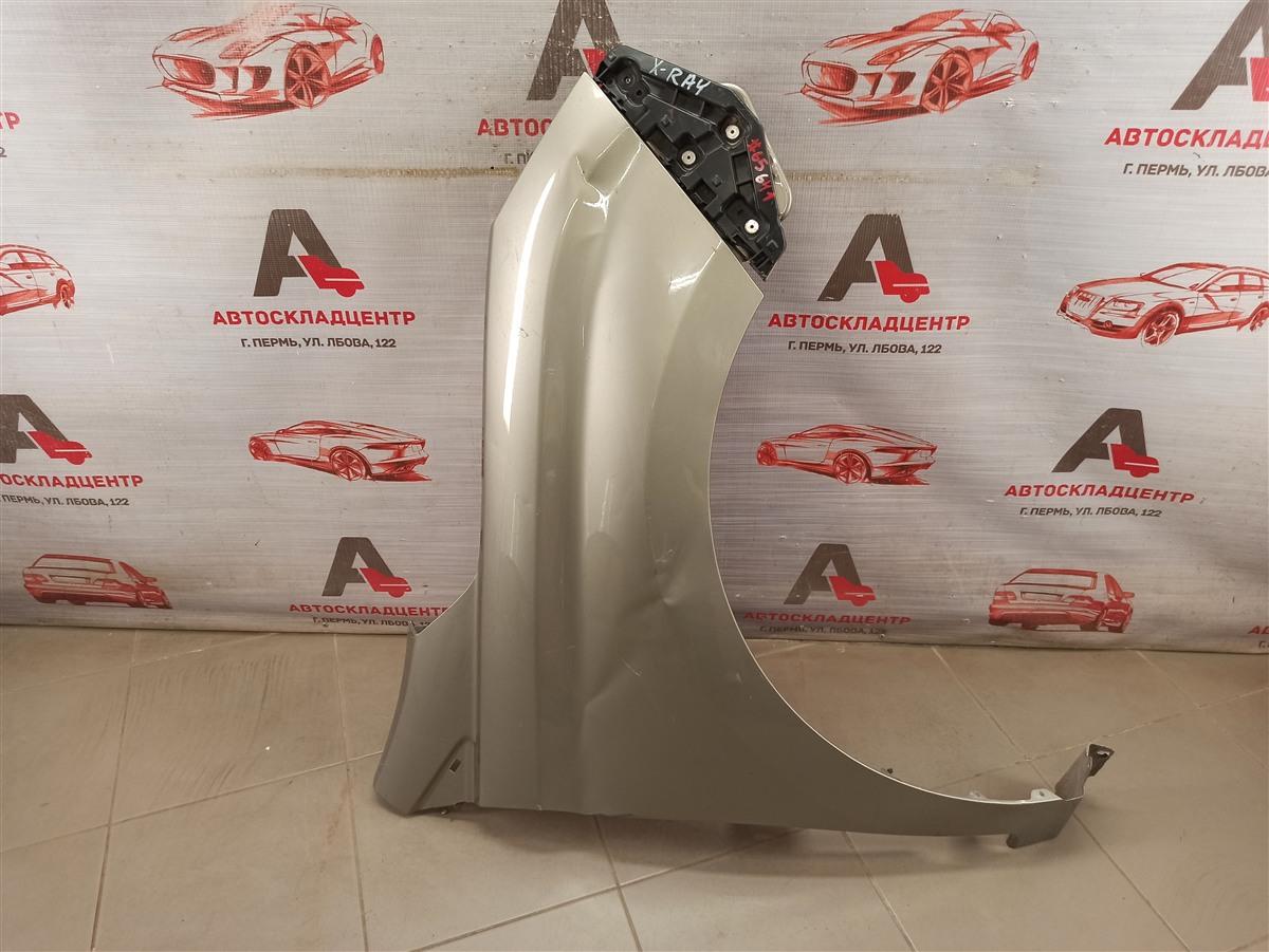 Крыло переднее правое Lada X-Ray