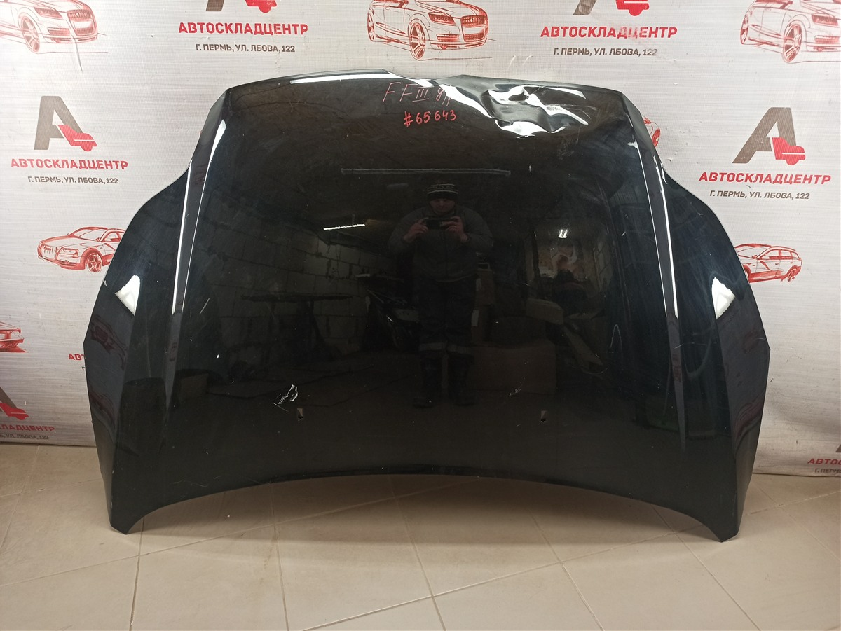 Капот Ford Focus 3 2010-2019 2010