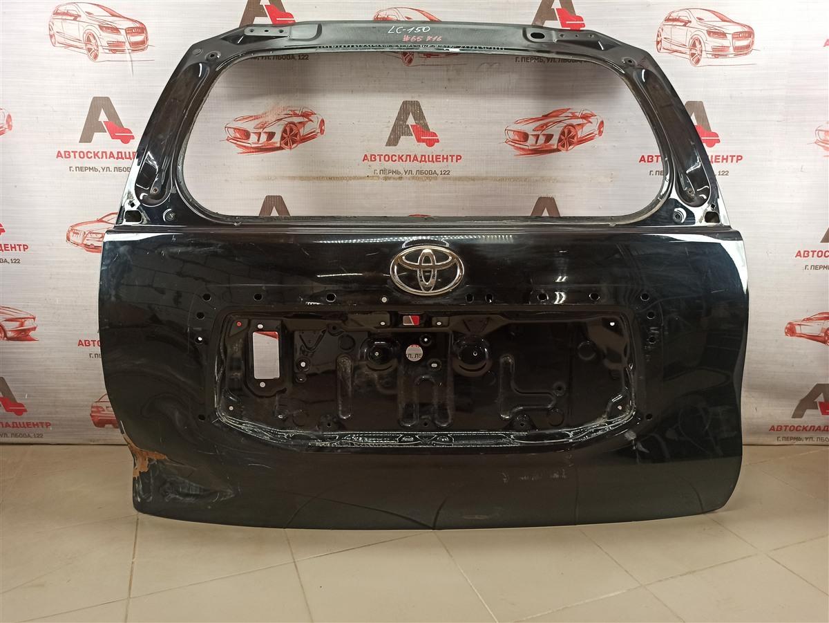 Дверь багажника Toyota Land Cruiser Prado 150 (2009-Н.в.) 2017