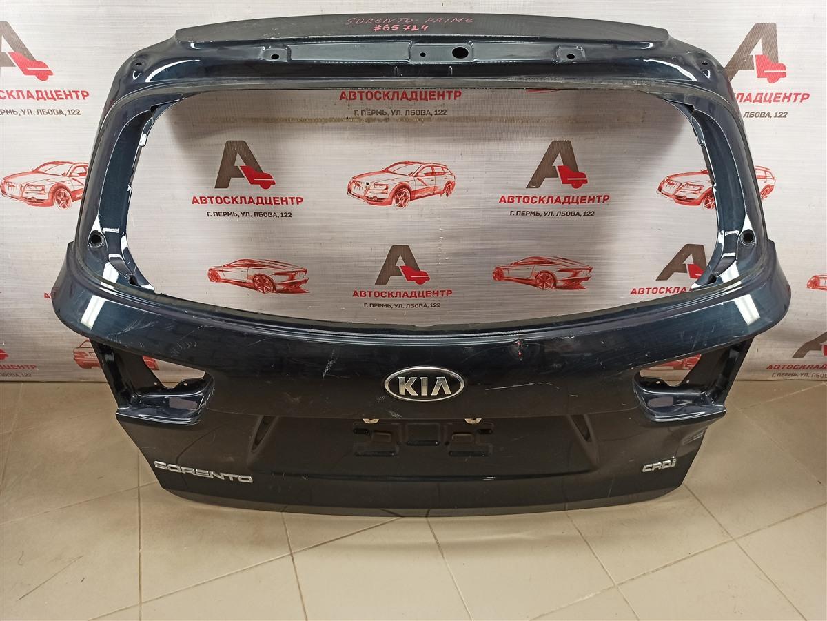 Дверь багажника Kia Sorento Prime (2014-Н.в.)