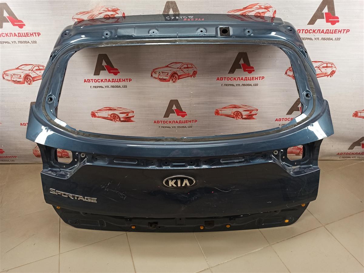 Дверь багажника Kia Sportage (2016-Н.в.)