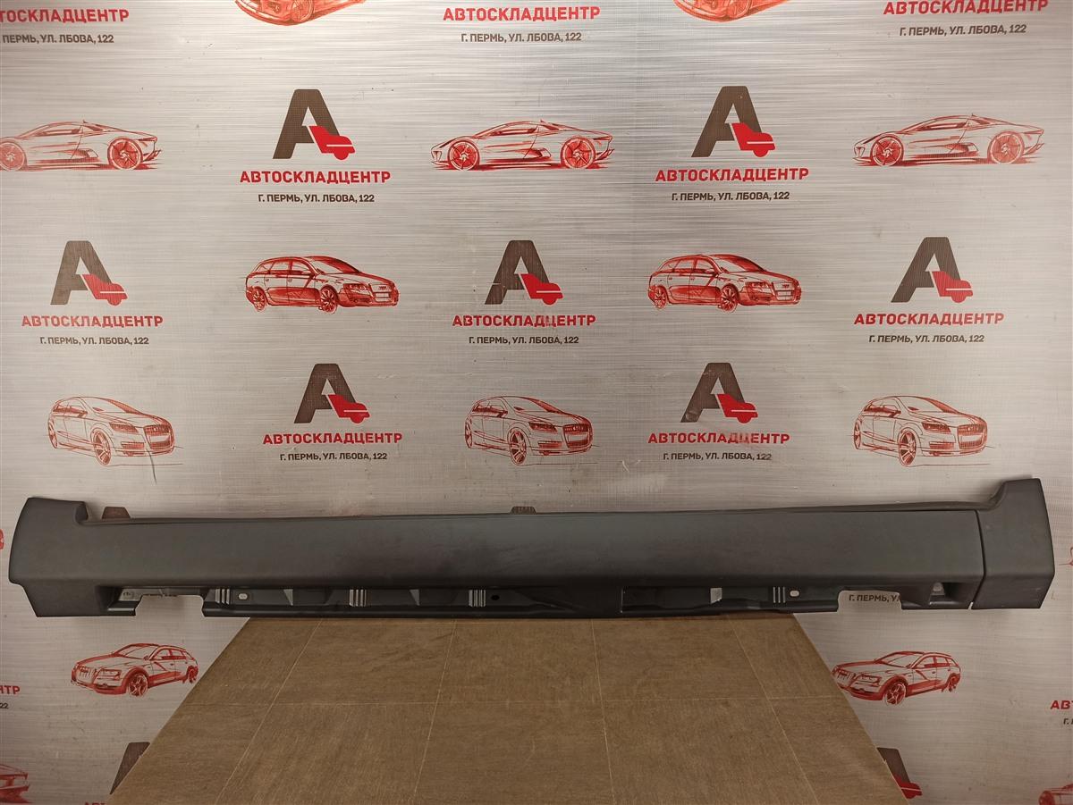 Накладка порога кузова - наружная облицовка Volvo S40 / V40 / V50 (2004-2012)2500 левая