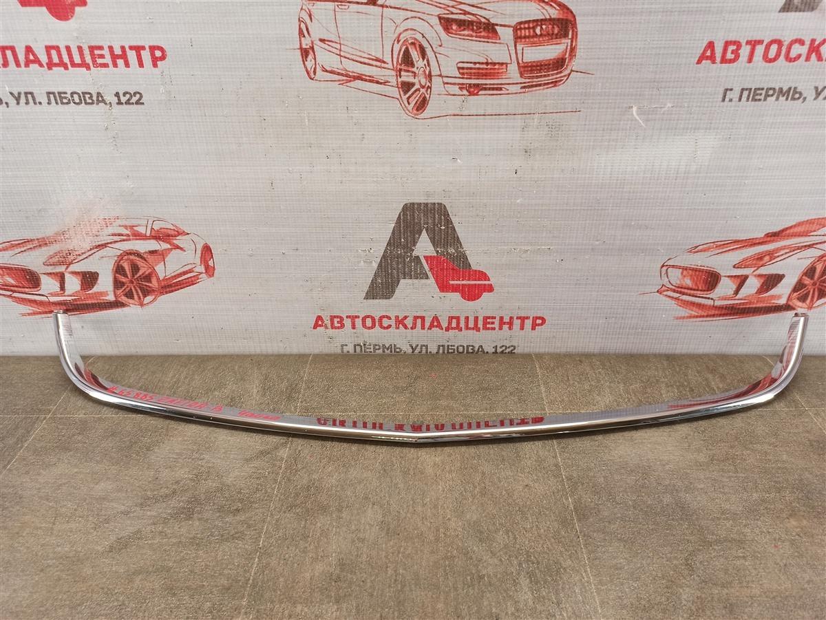 Решетка радиатора - молдинг Opel Zafira - B (2006-2014)