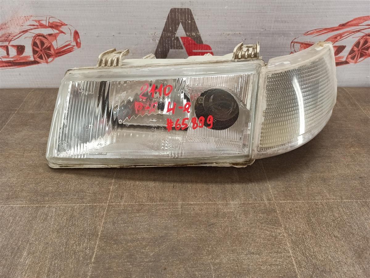 Фара левая Lada 2110-2112 Lada-110
