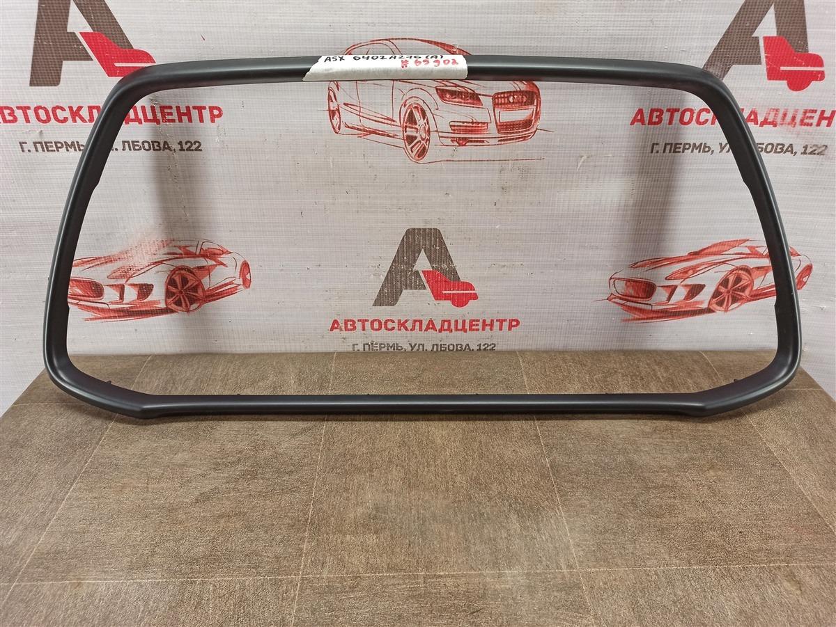 Решетка радиатора - молдинг Mitsubishi Asx (2010-Н.в.) 2012