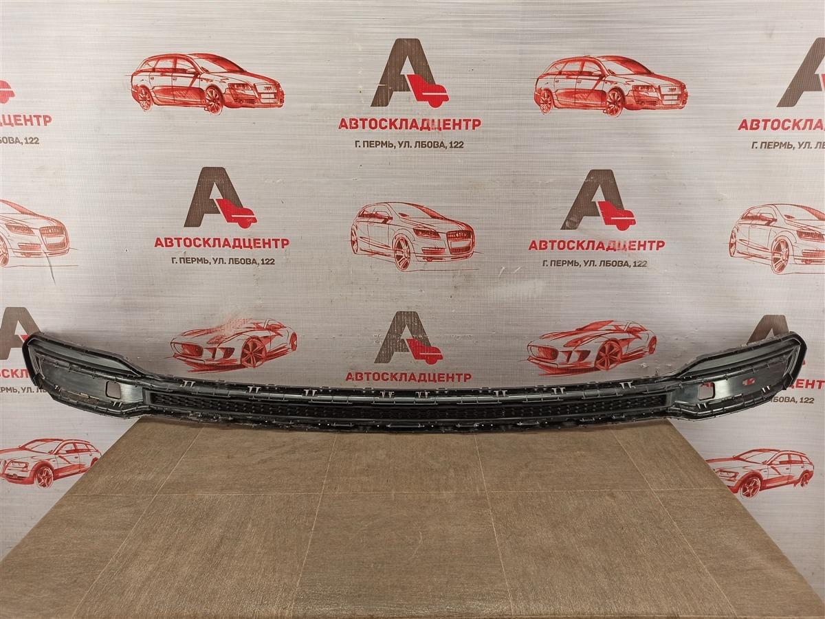 Решетка бампера заднего Audi Q5 (2008-2017)