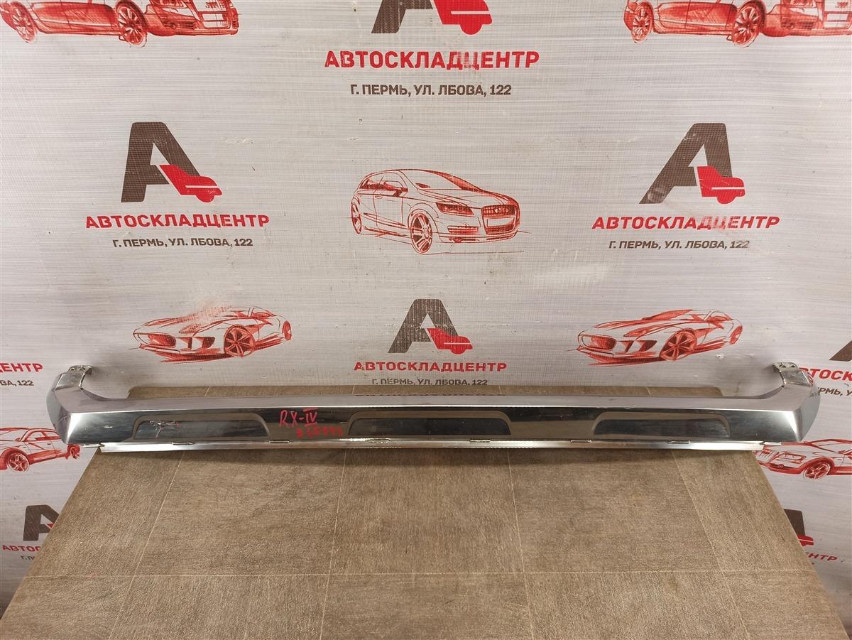 Решетка радиатора - молдинг Lexus Rx -Series 2015-Н.в. 2015 нижняя