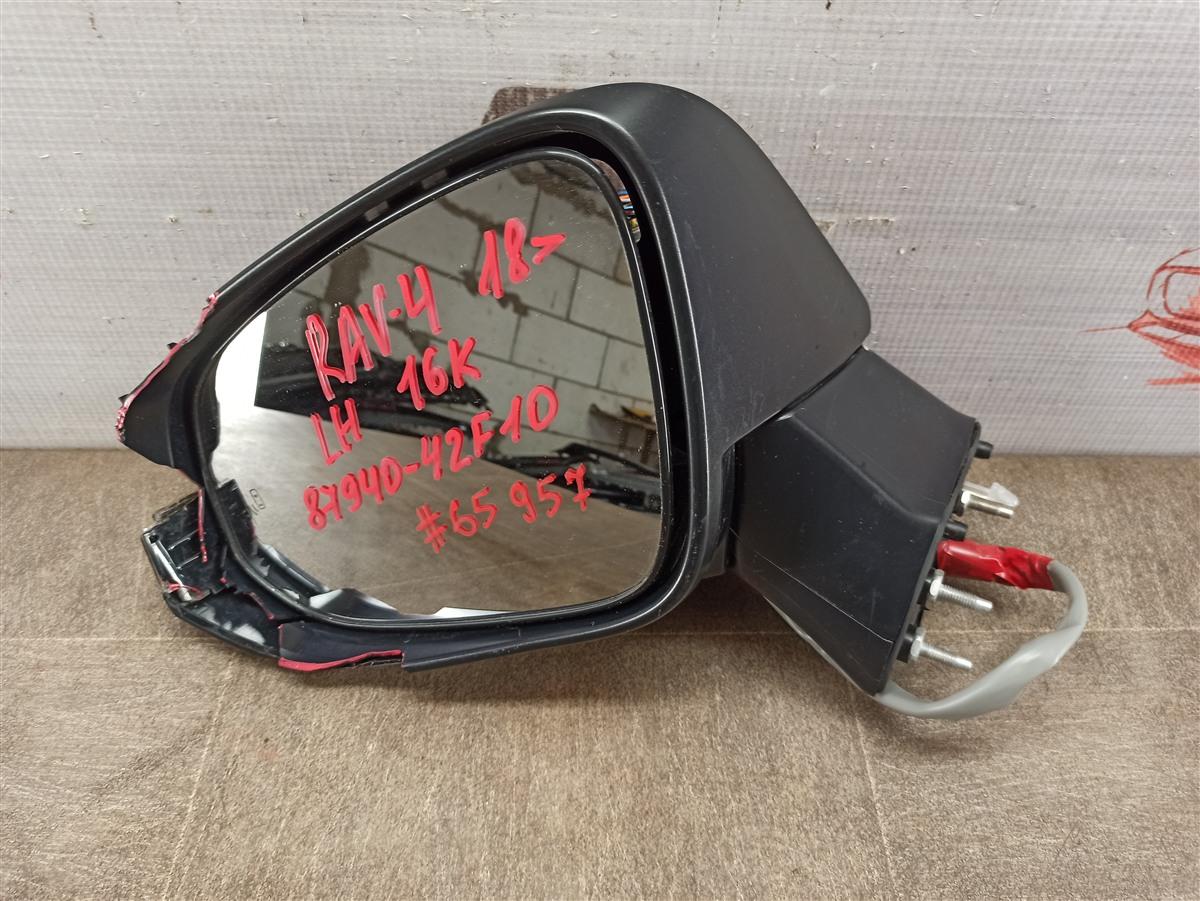 Зеркало левое Toyota Rav-4 (Xa50) 2018-Н.в.