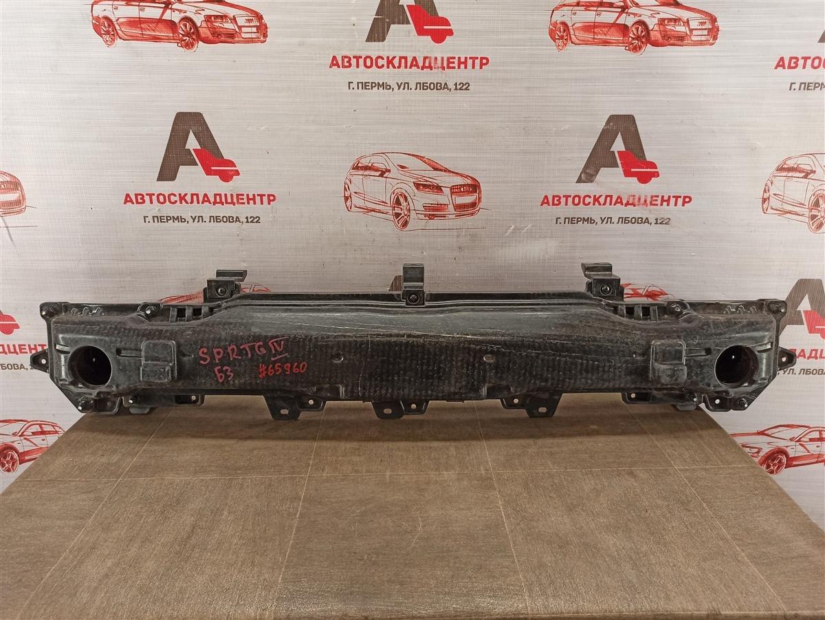 Абсорбер (наполнитель) бампера переднего Kia Sportage (2016-Н.в.)