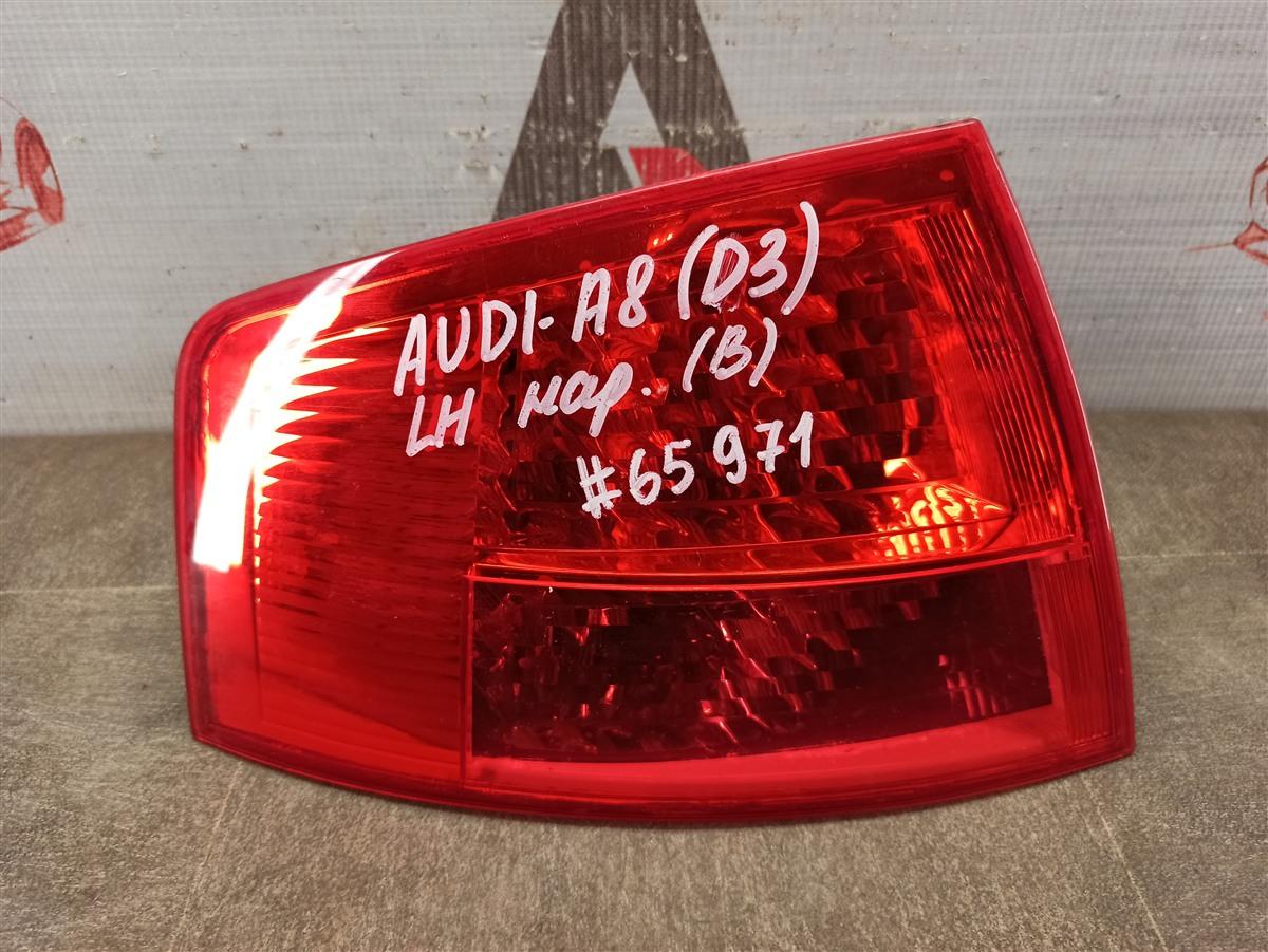 Фонарь левый Audi A8 (D3) 2003-2009