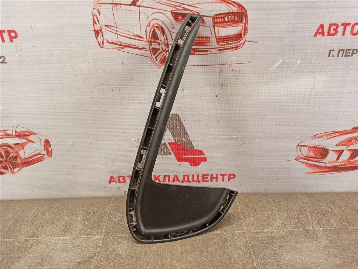 Решетка радиатора - накладка Kia Sportage (2016-Н.в.) правая