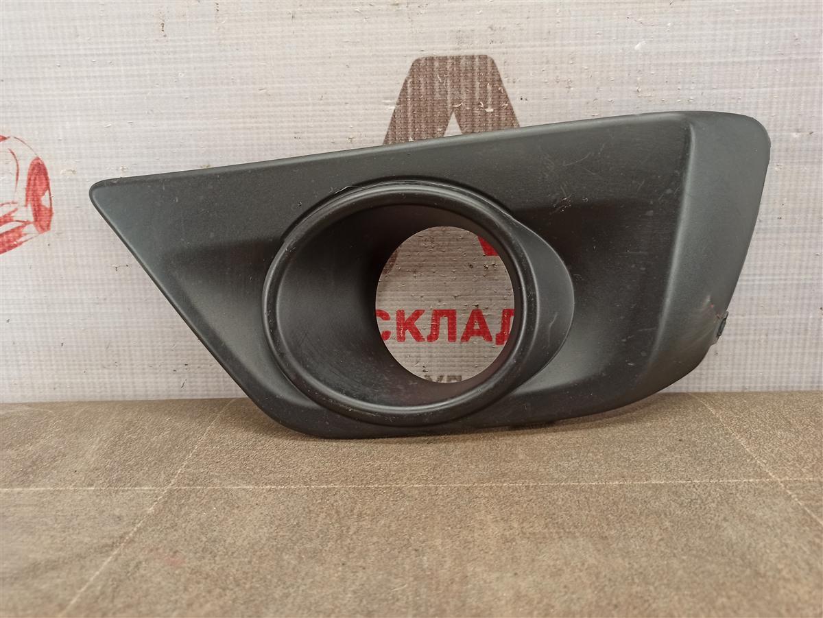 Накладка противотуманной фары / ходового огня Suzuki Grand Vitara (2005-2017) 2012 левая
