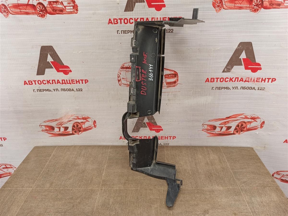 Дефлектор воздушного потока основного радиатора Renault Duster (2010-Н.в.)