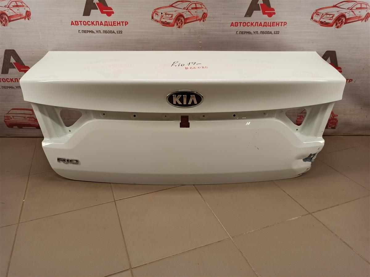 Крышка багажника Kia Rio (2017-Н.в.)