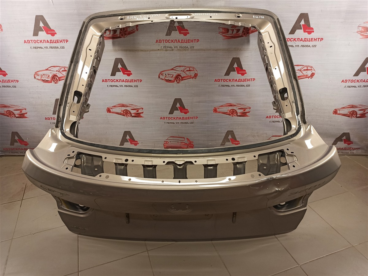 Дверь багажника Bmw 3-Series Grand Turismo (F34) 2013-Н.в.