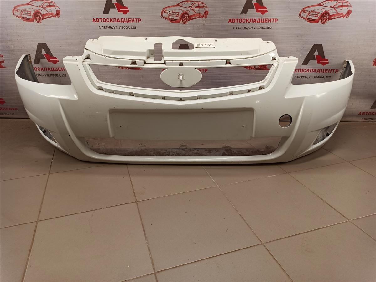 Бампер передний Lada Priora 2013