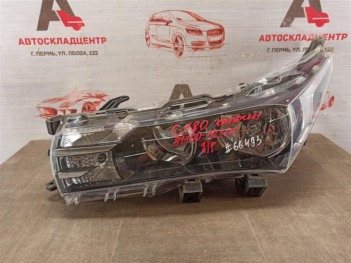 Фара левая Toyota Corolla (E18_) 2012-2019 2012