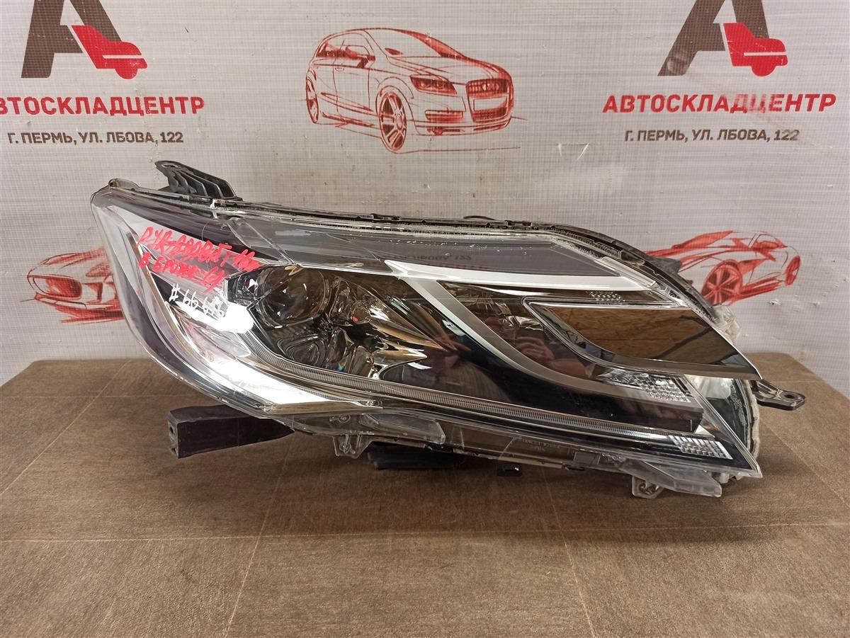 Фара правая Mitsubishi Pajero Sport (2016-Н.в.)