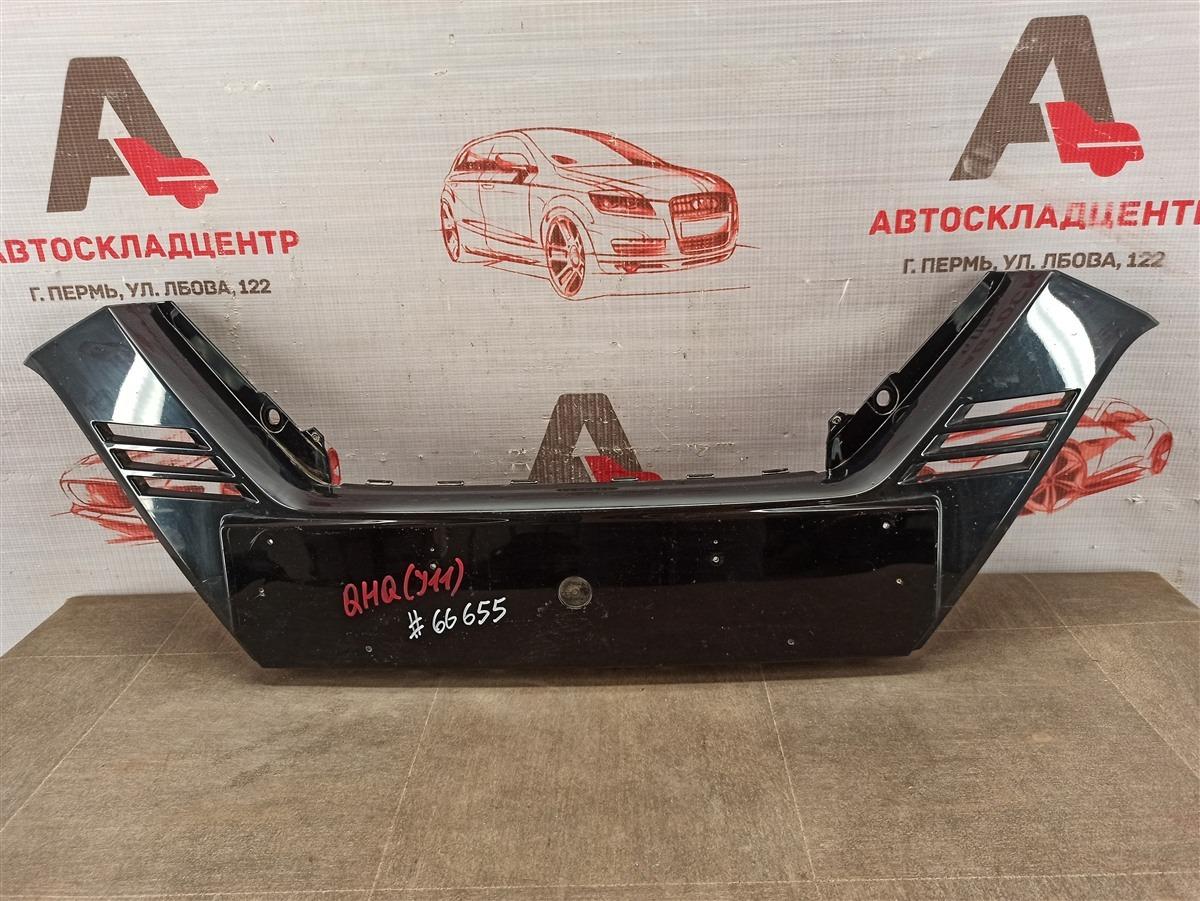 Решетка радиатора - накладка Nissan Qashqai (2013-Н.в.) 2019