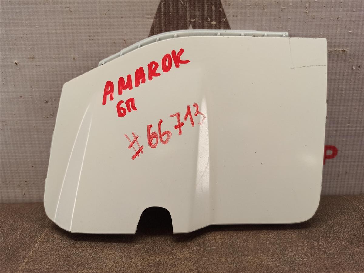Заглушка буксировочной проушины Volkswagen Amarok (2010-Н.в.) 2010 передняя