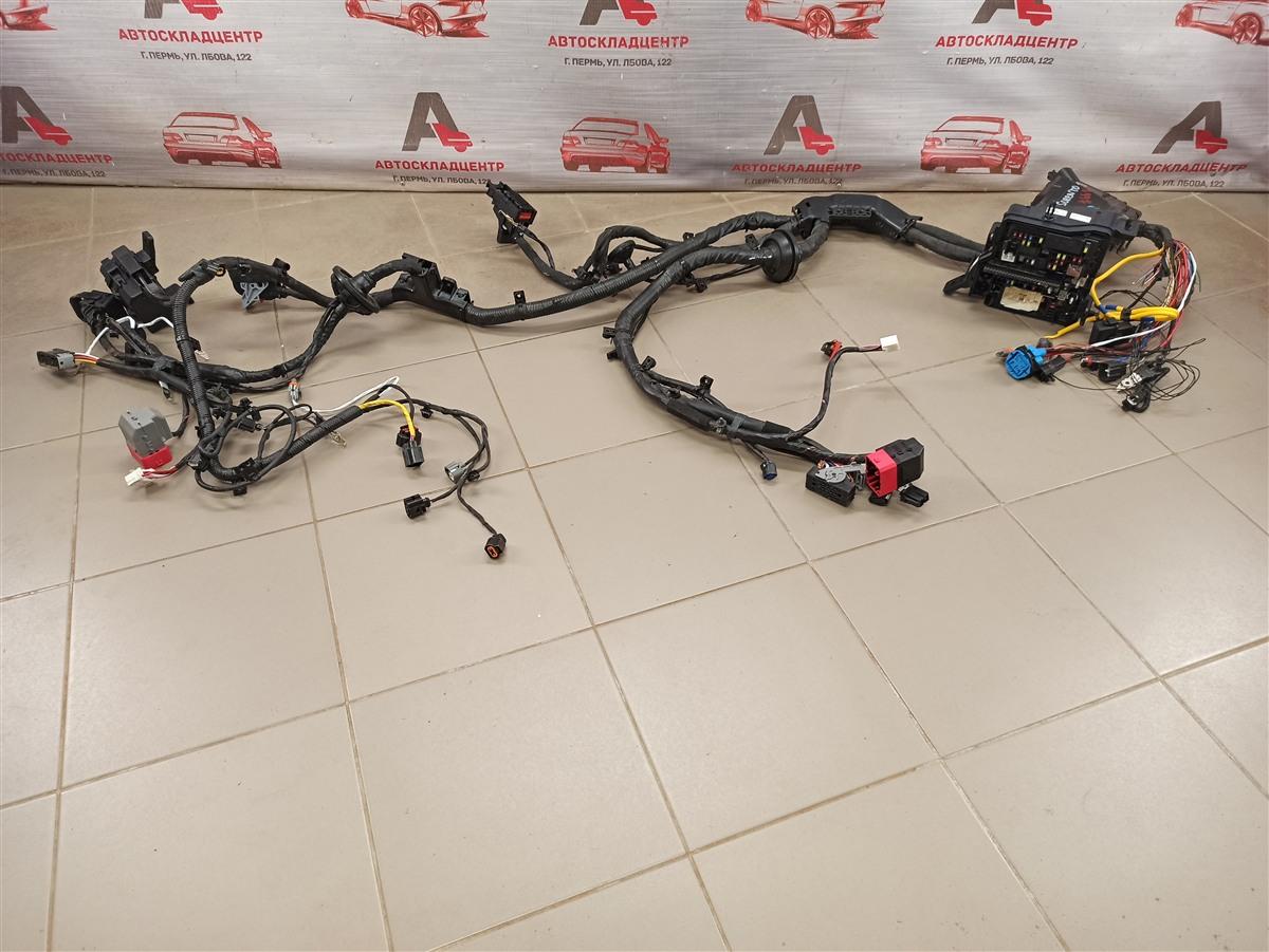 Электрика - проводка моторного отсека Kia Sorento Prime (2014-Н.в.)