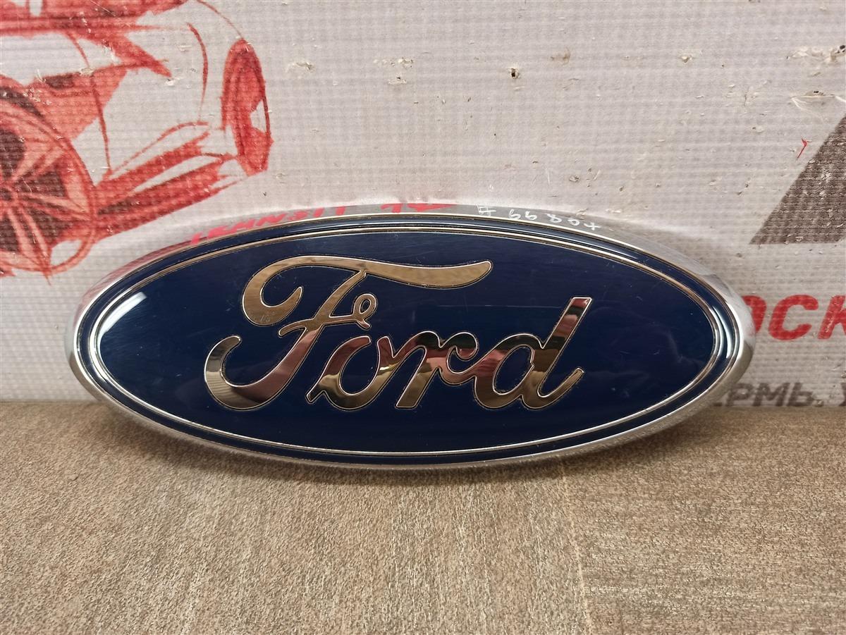 Эмблема (значок) Ford Transit (2013-Н.в.) передняя