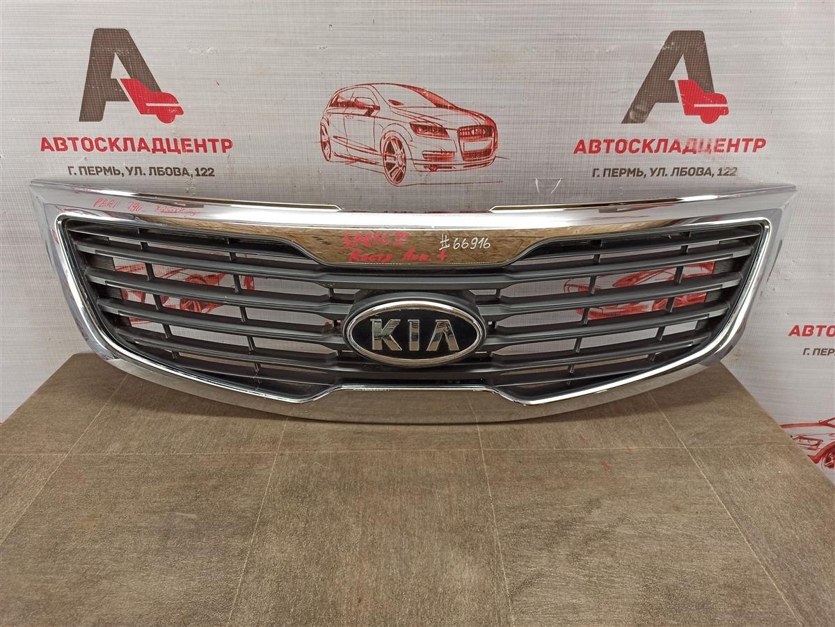 Решетка радиатора Kia Sportage (2010-2016) 2010