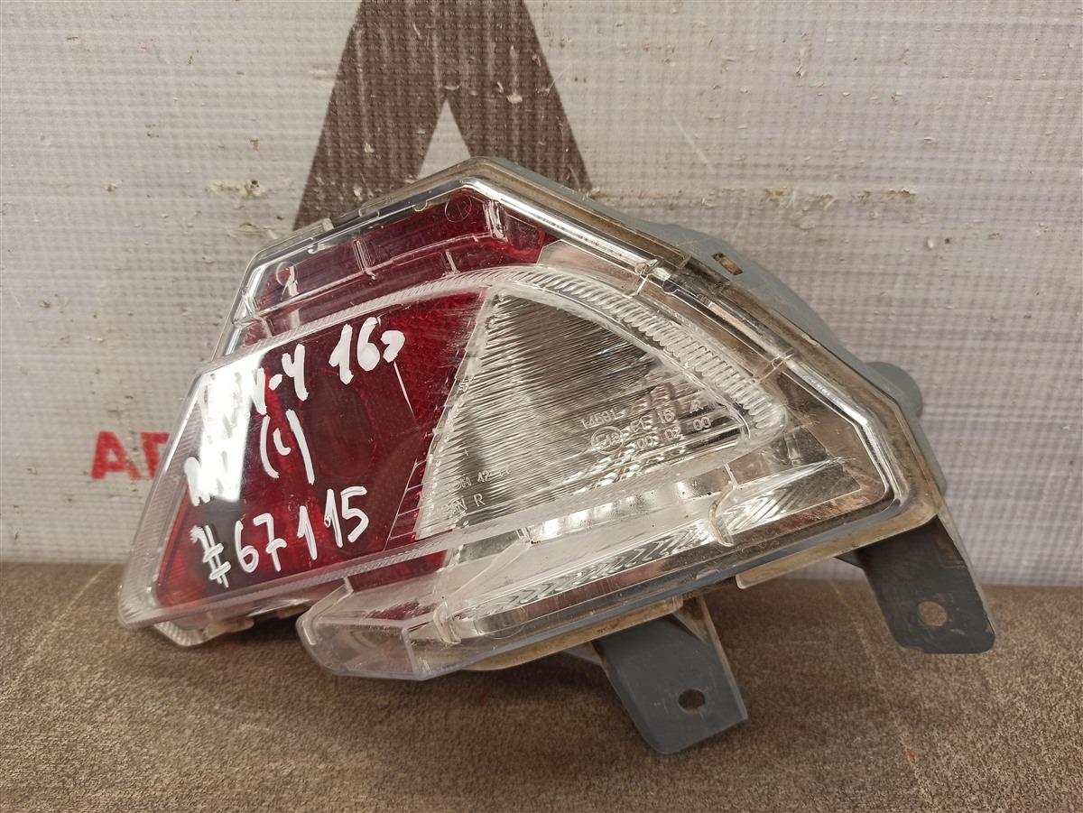 Фонарь противотуманный Toyota Rav-4 (Xa40) 2012-2019 2015 правый
