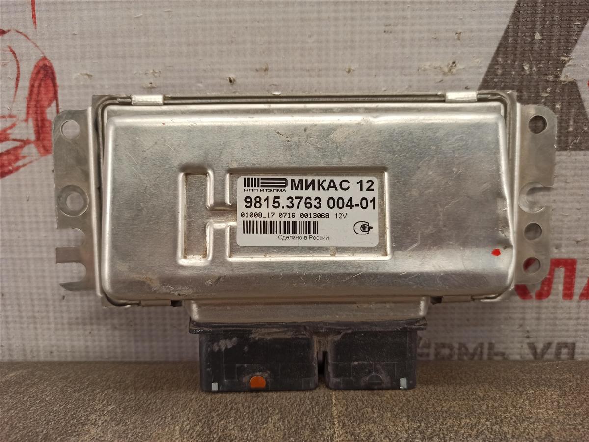 Блок управления двигателем (эбу) Газ Газель УМЗ-А274