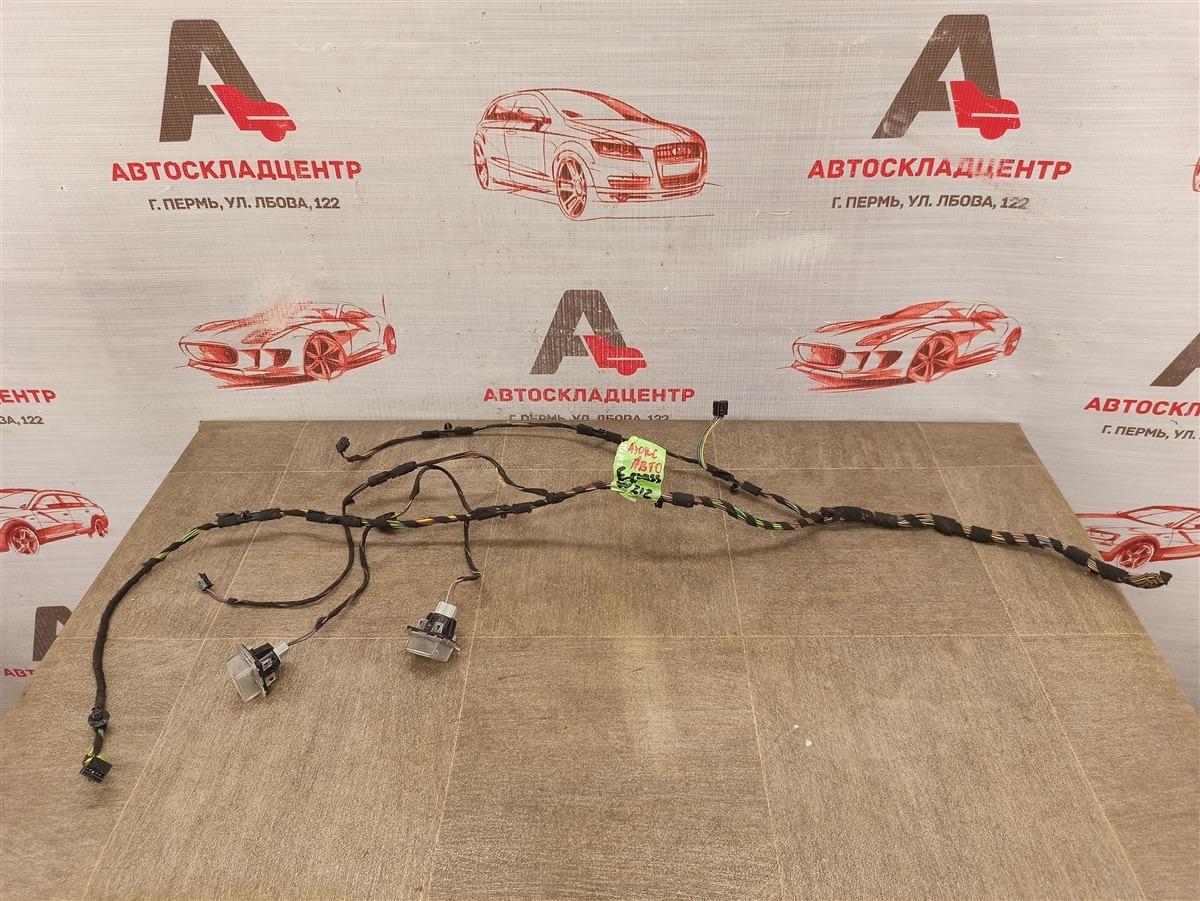 Электрика - проводка крышки багажника Mercedes E-Klasse (W212 / C207) 2009-2017