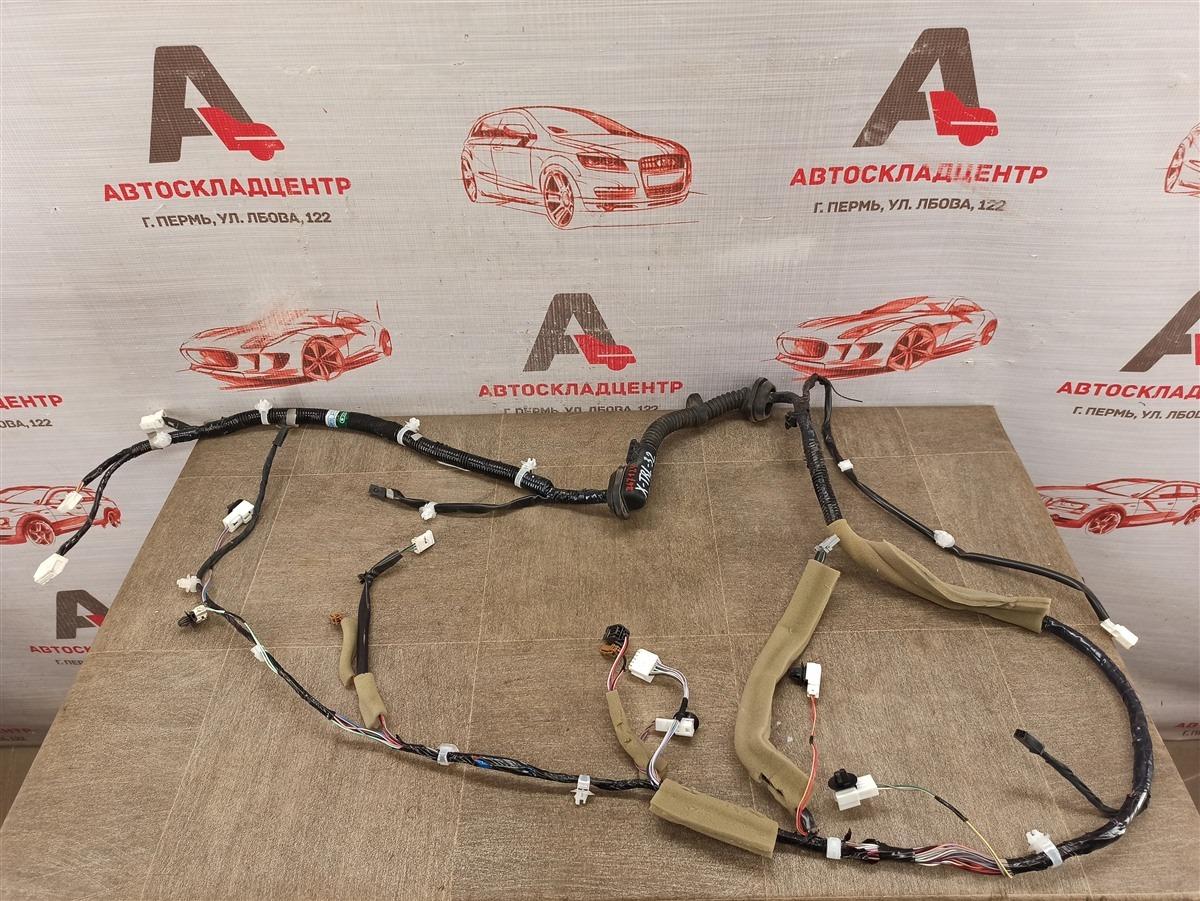 Электрика - проводка крышки багажника Nissan X-Trail (2014-Н.в.)