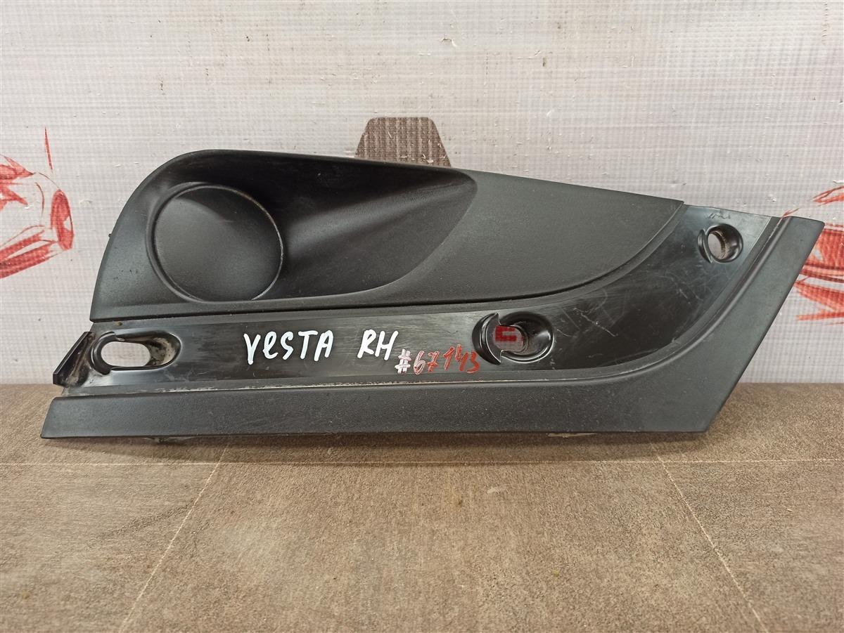 Заглушка противотуманной фары Lada Vesta правая