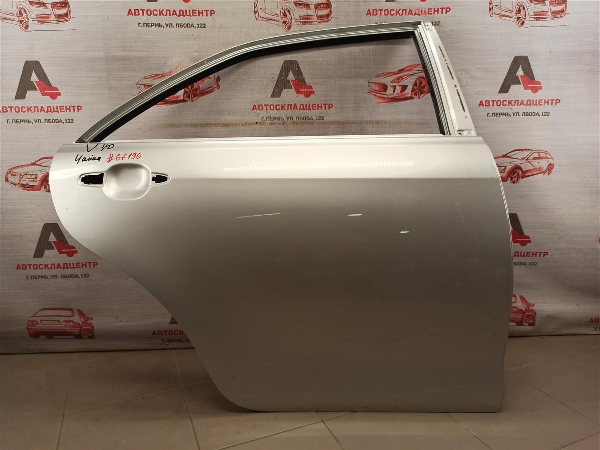 Дверь задняя правая Toyota Camry (Xv40) 2006-2011