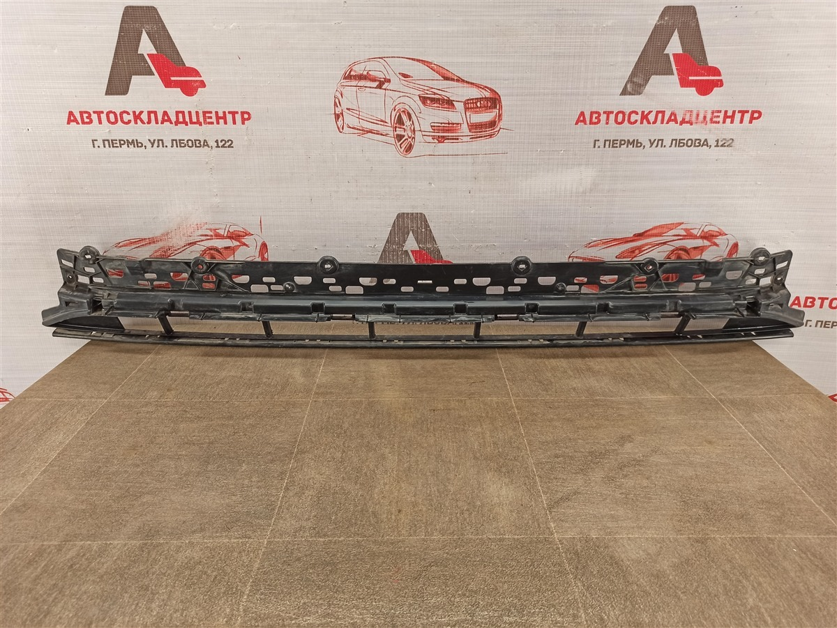 Решетка бампера переднего Audi Q8 (2018-Н.в.)