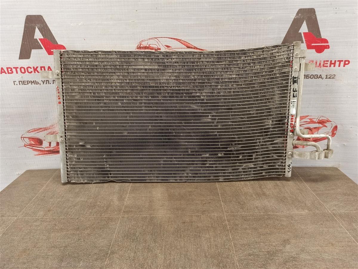 Конденсер (радиатор кондиционера) Ford Focus 2 2004-2011