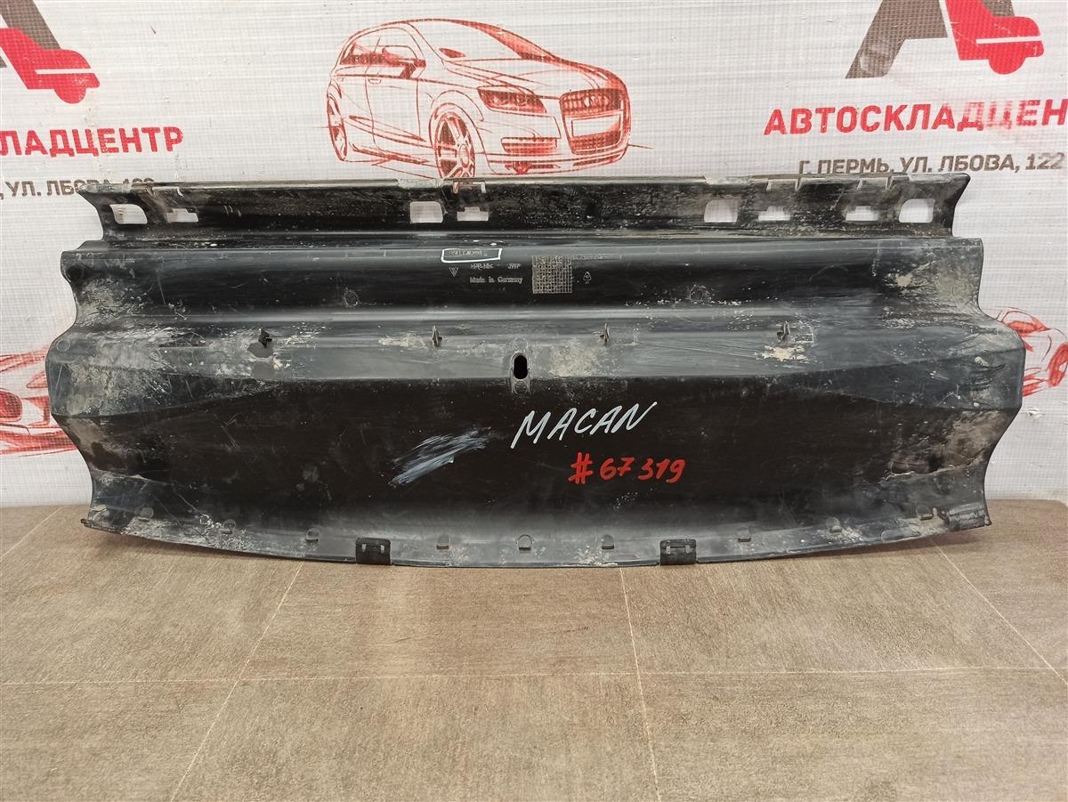 Дефлектор воздушного потока основного радиатора Porsche Macan (2013-Н.в.)