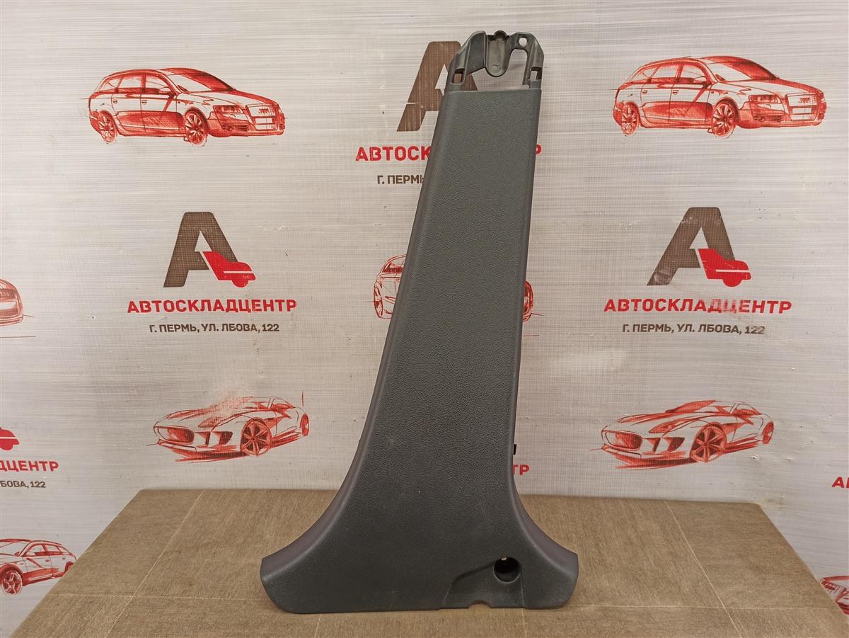 Обшивка салона - стойка кузова Renault Logan (2014-Н.в.) правая