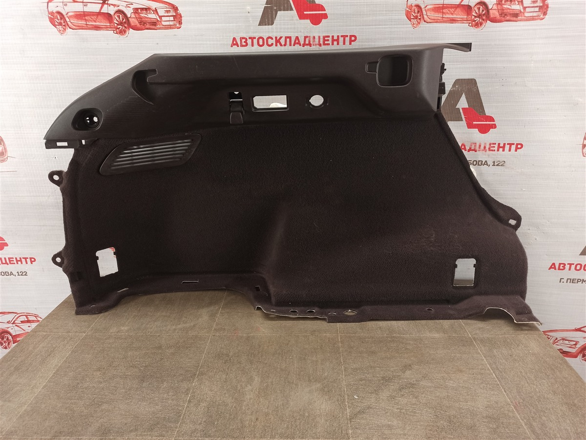 Обшивка багажника - боковая обивка Lexus Rx -Series 2015-Н.в. левая