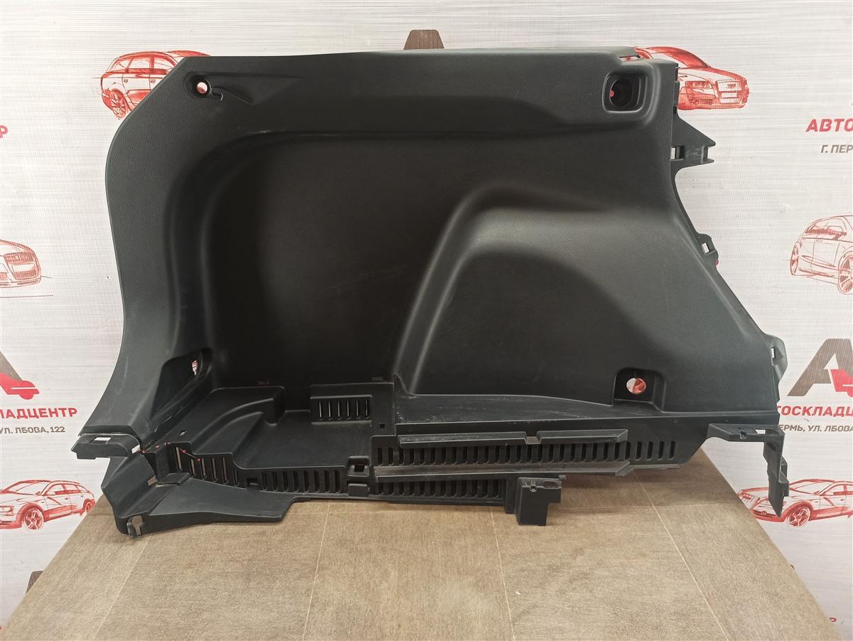 Обшивка багажника - боковая обивка Toyota Rav-4 (Xa50) 2018-Н.в. левая