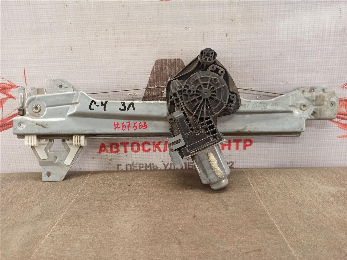 Стеклоподъемник Citroen C4 2010-Н.в. задний левый